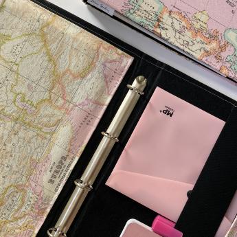 Jet Set Travel Pink