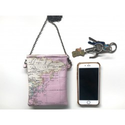 Cross body Jet Set Travel Pink