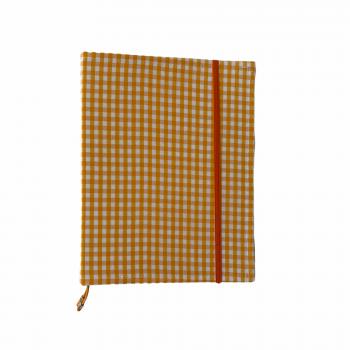 Bullet Journal Vichy Orange
